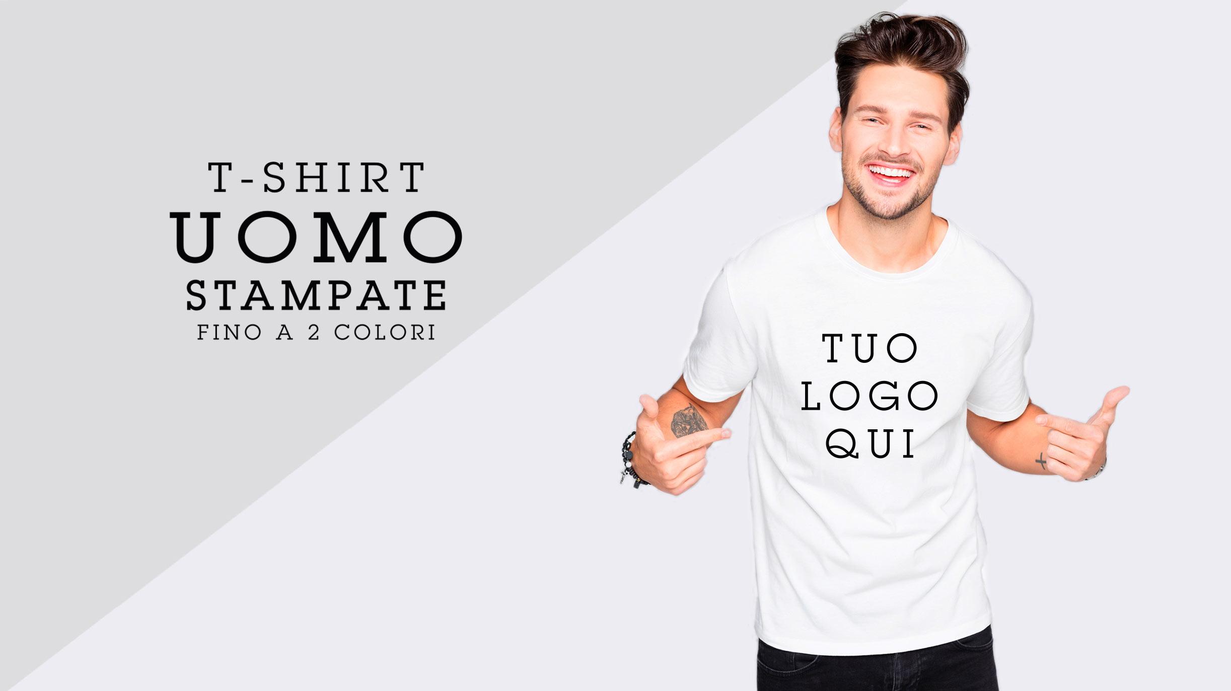 T shirt Stampata